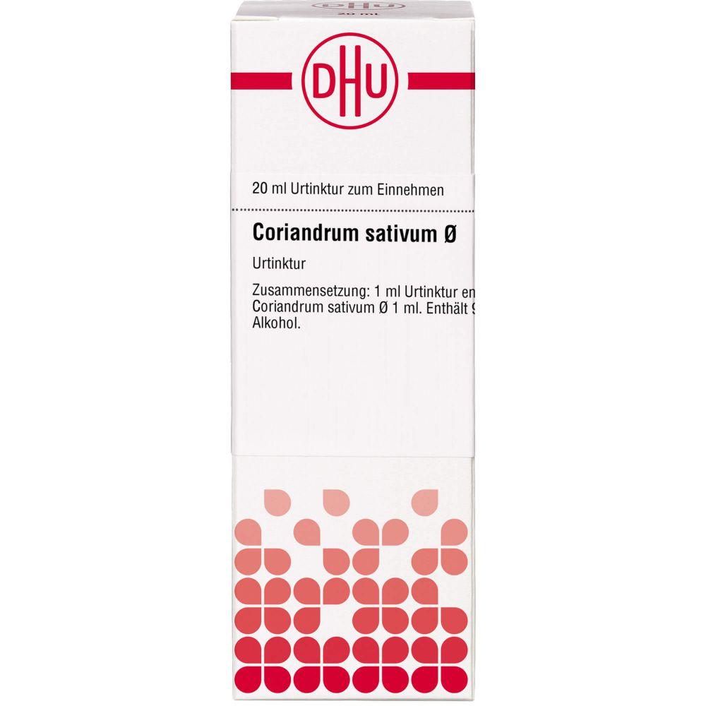 CORIANDRUM sativum Urtinktur D 1