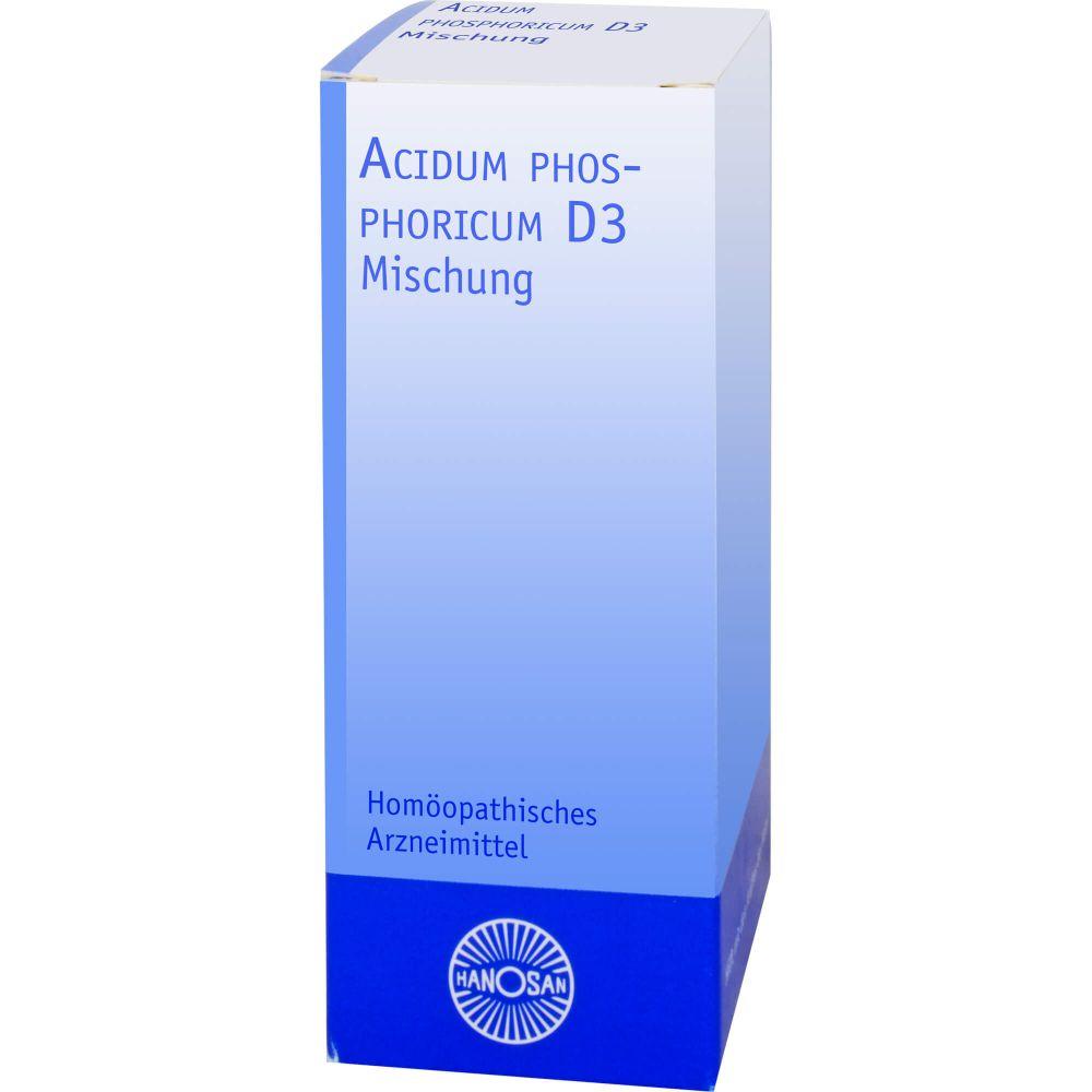 ACIDUM PHOSPHORICUM D 3 Hanosan Dilution