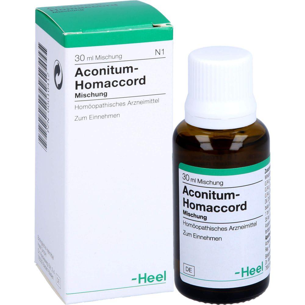 ACONITUM HOMACCORD Tropfen