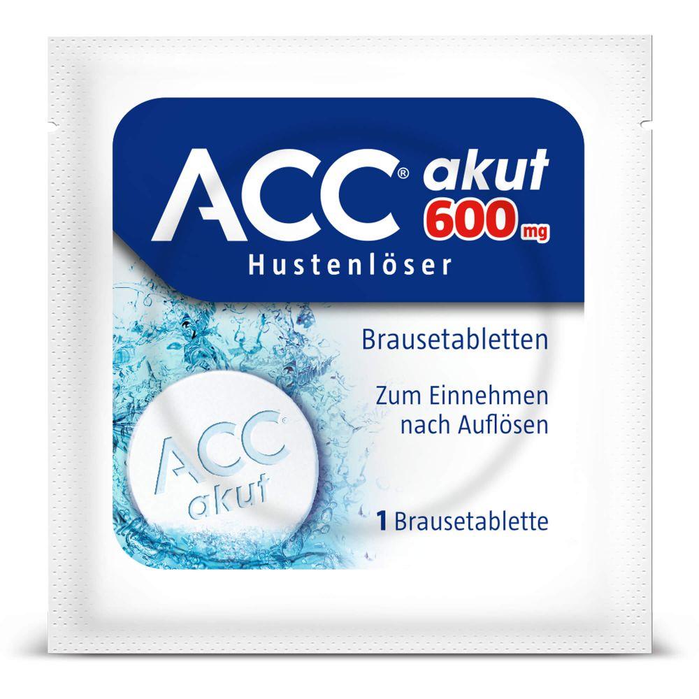 ACC akut 600 Brausetabletten