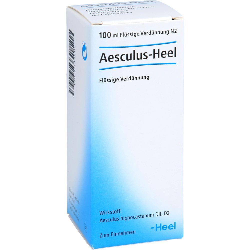 AESCULUS HEEL Tropfen