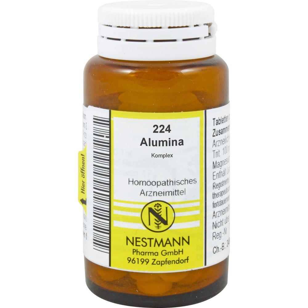 ALUMINA KOMPLEX Nestmann Nr.224 Tabletten