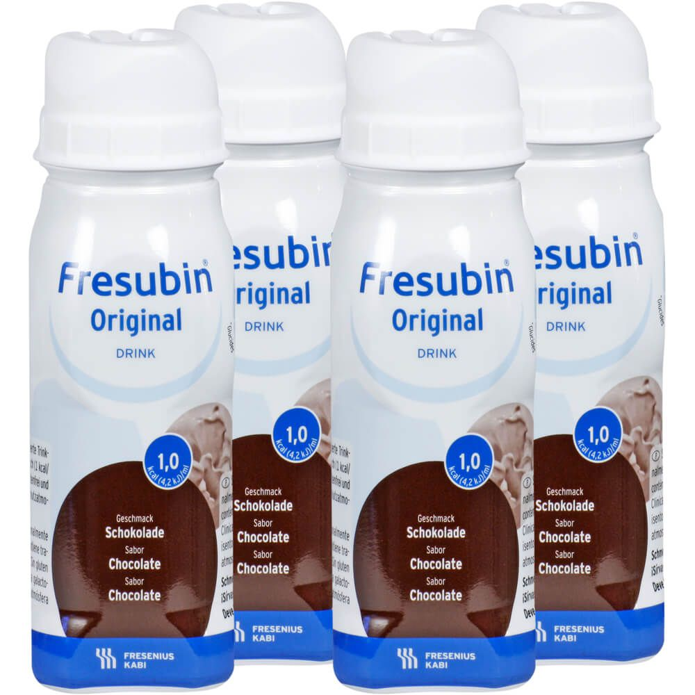 FRESUBIN ORIGINAL DRINK Schokolade Trinkflasche
