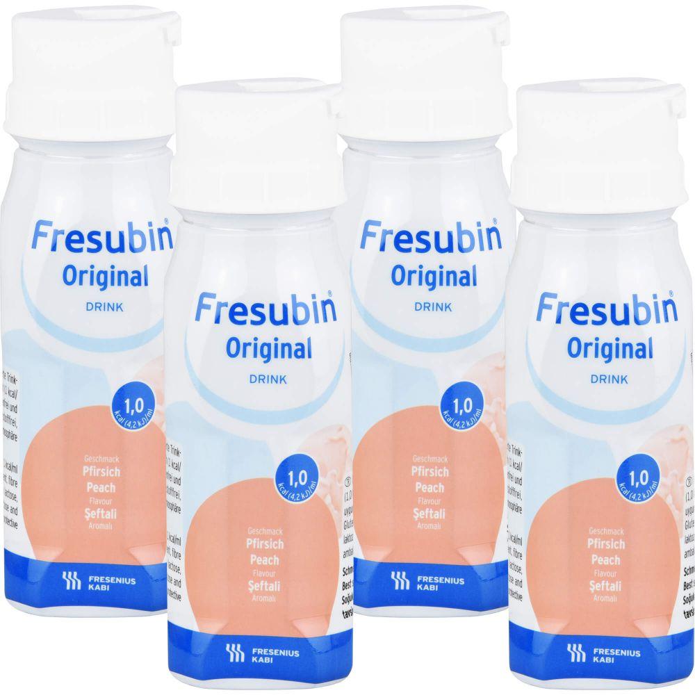 FRESUBIN ORIGINAL DRINK Pfirsich Trinkflasche