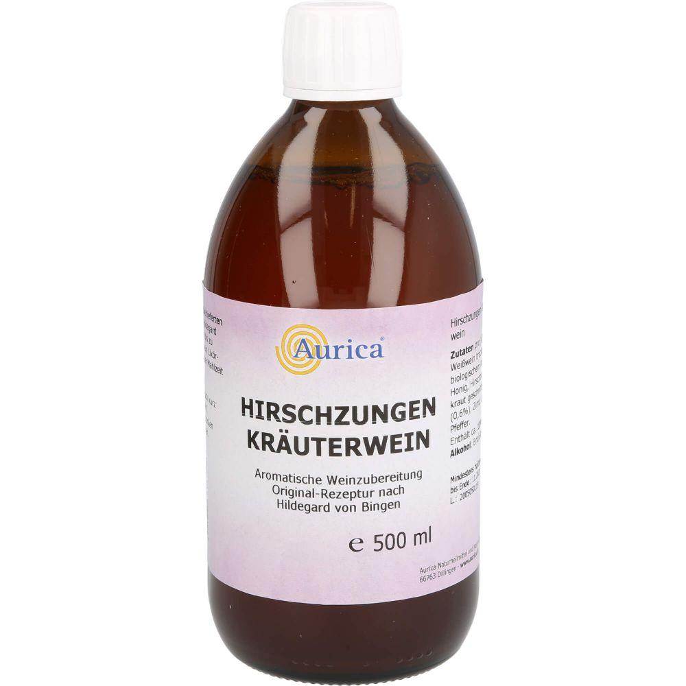 HIRSCHZUNGEN Kräuterwein