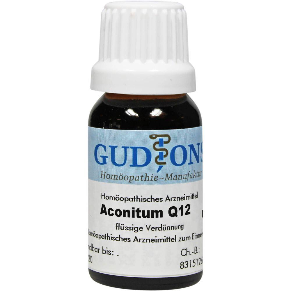 ACONITUM Q 12 Lösung
