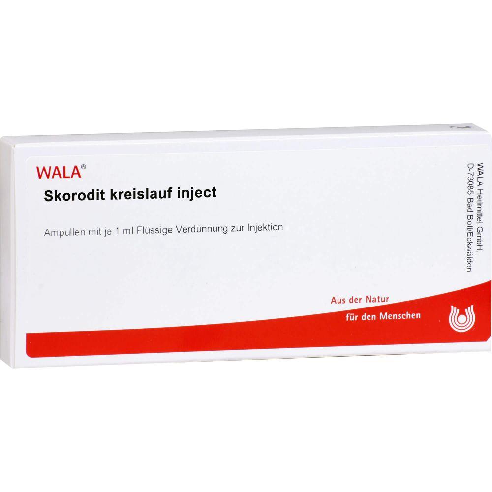 SKORODIT KREISLAUF Inject Ampullen