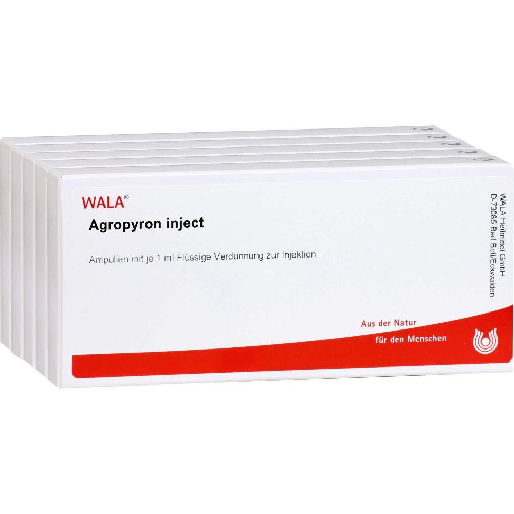 AGROPYRON Inject Ampullen