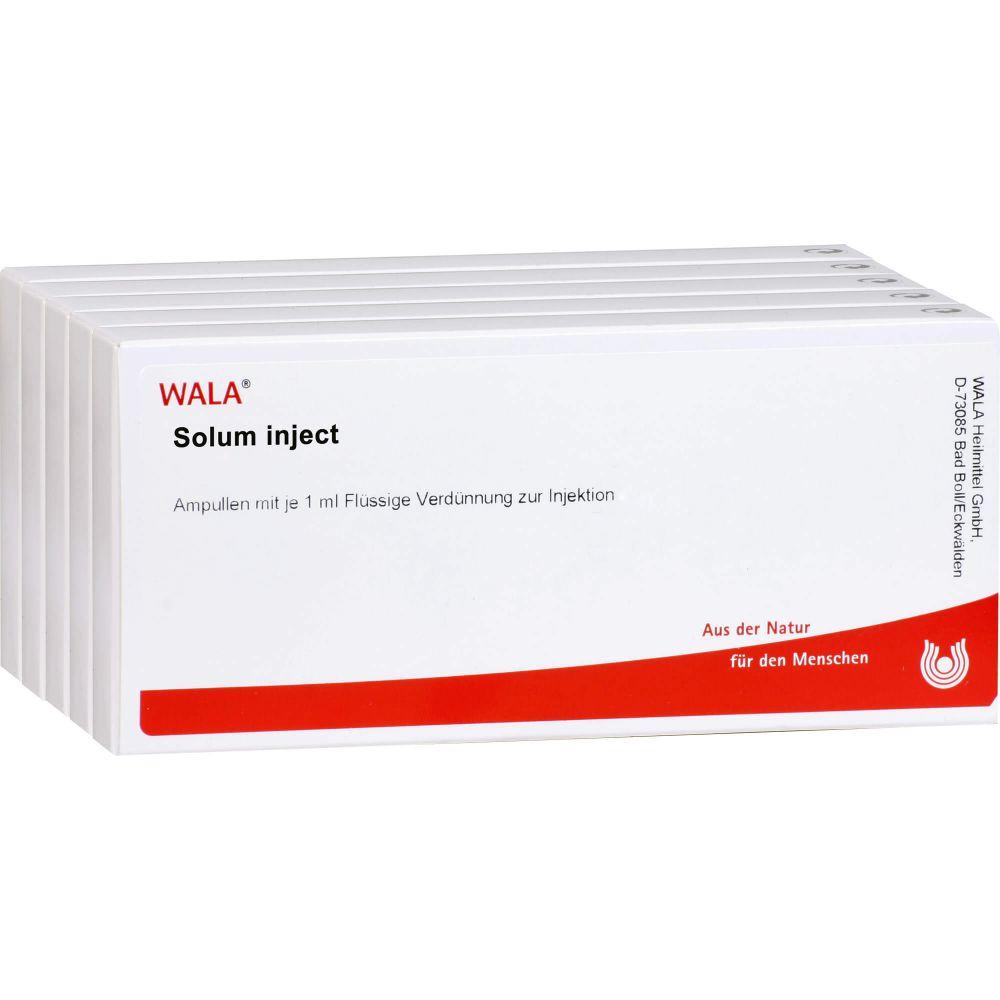 SOLUM Inject Ampullen