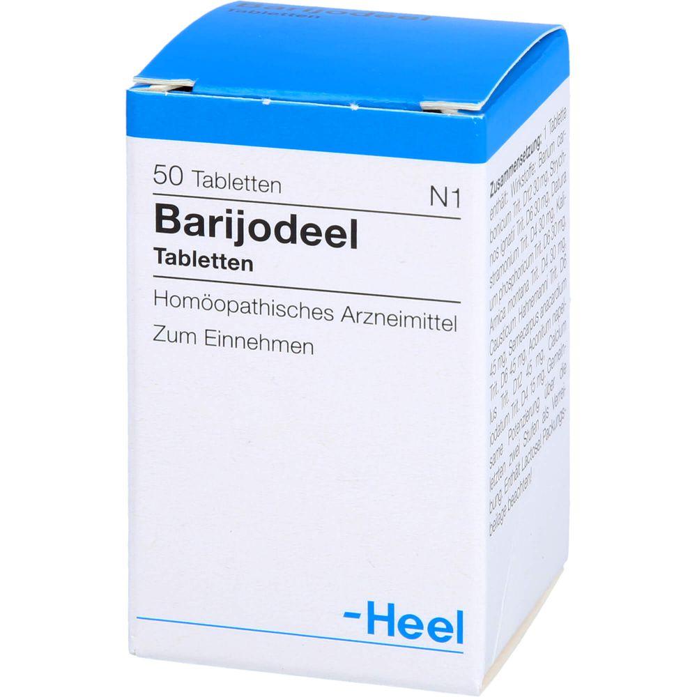 BARIJODEEL Tabletten