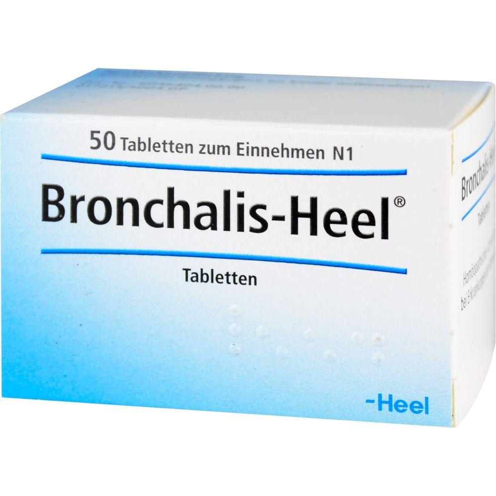 BRONCHALIS Heel Tabletten