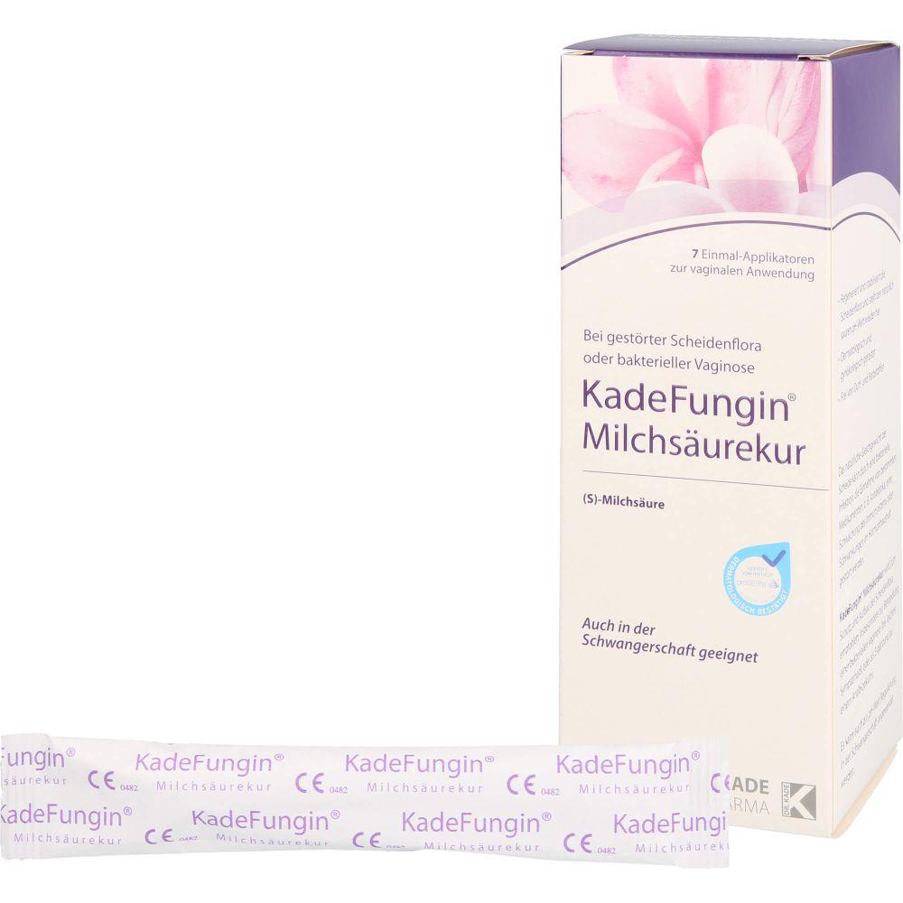 KADEFUNGIN Milchsäurekur Gel Einmalapplikatoren
