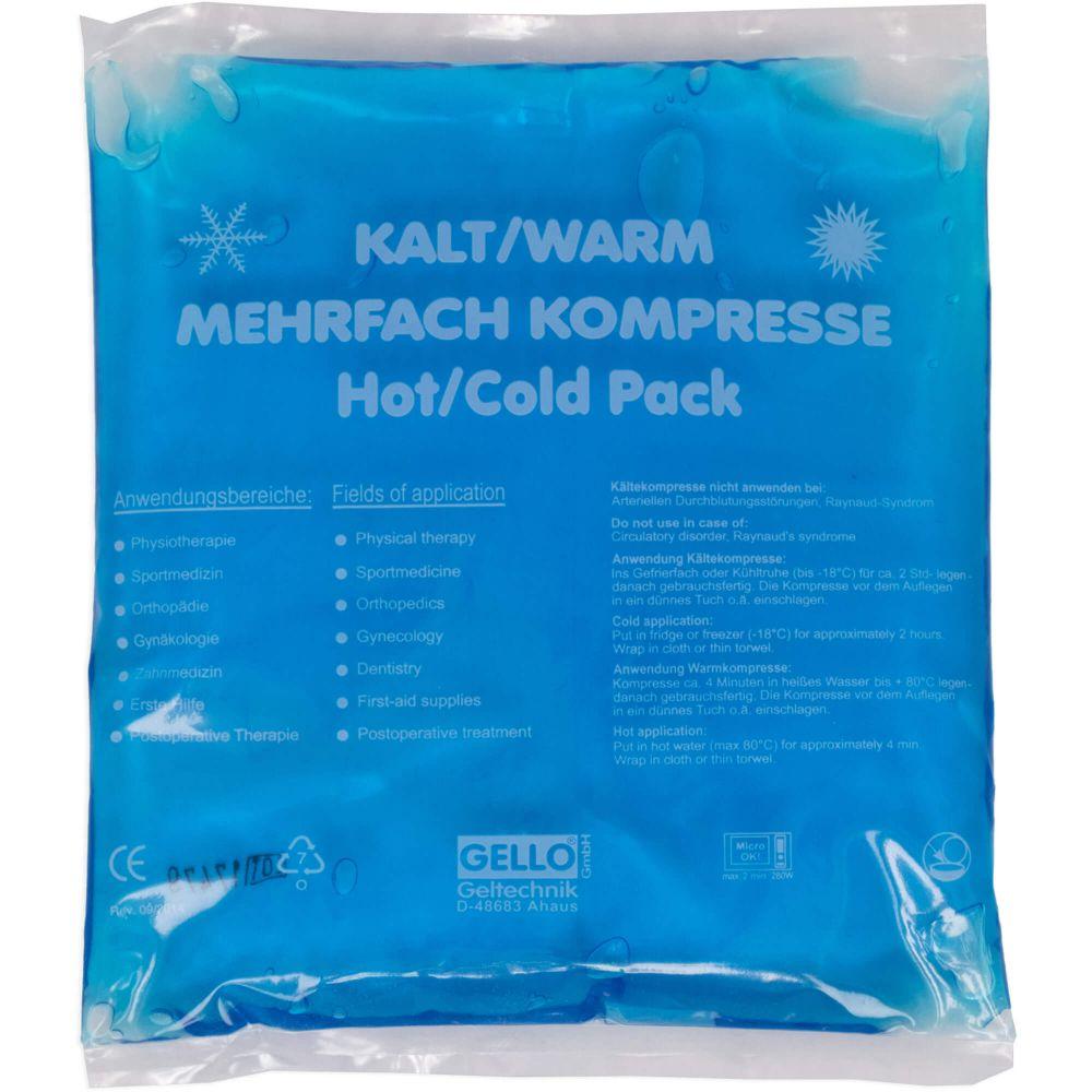 KALT-WARM Kompresse 13x14 cm