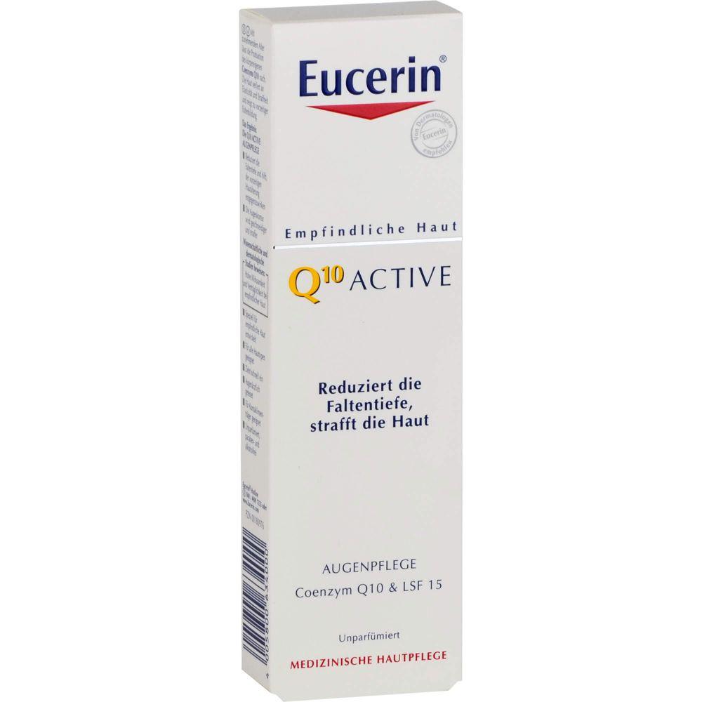 EUCERIN EGH Q10 Active Augencreme