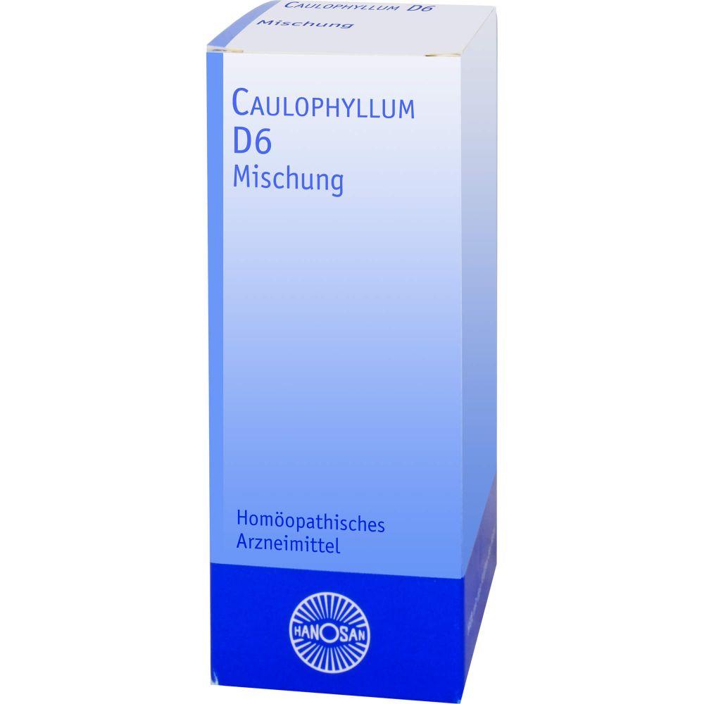 CAULOPHYLLUM D 6 Dilution