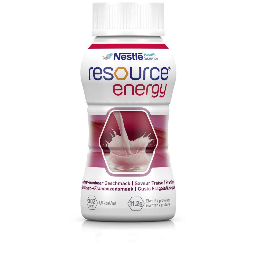 RESOURCE Energy Erdbeer/Himbeer