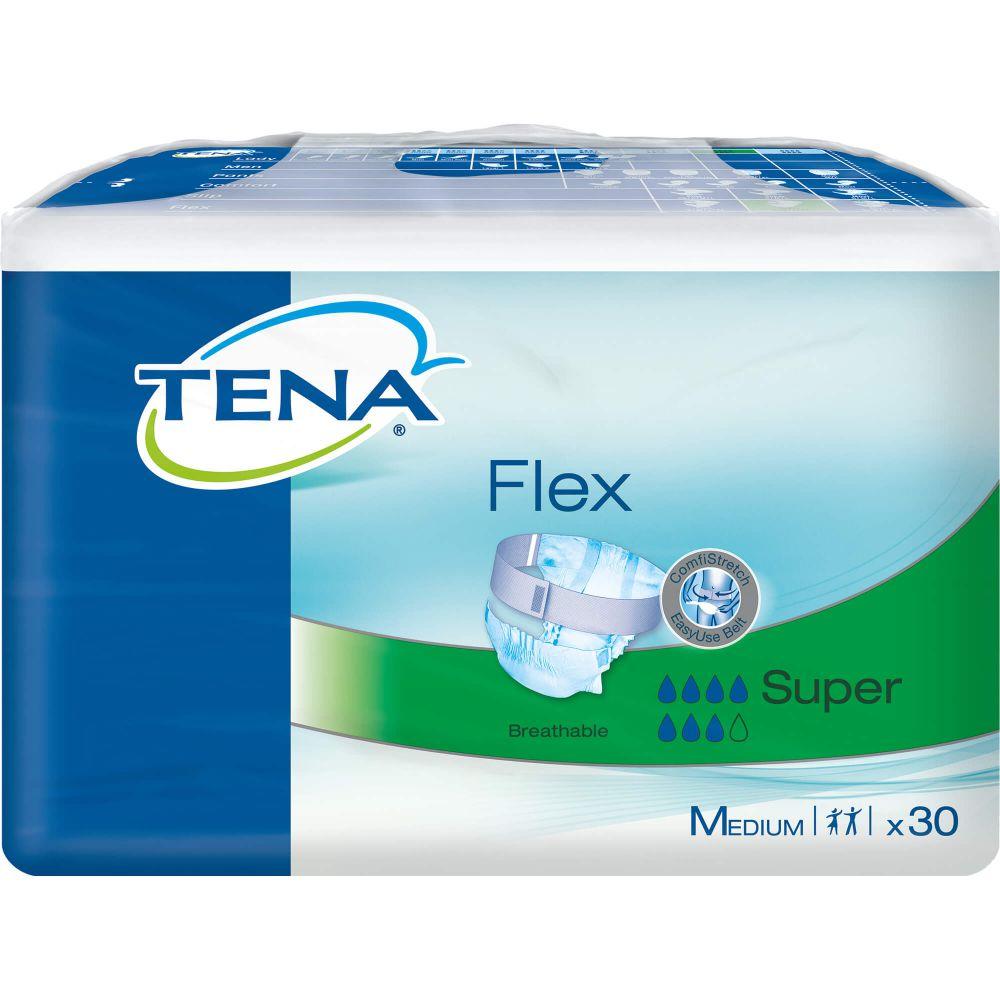 TENA FLEX super M