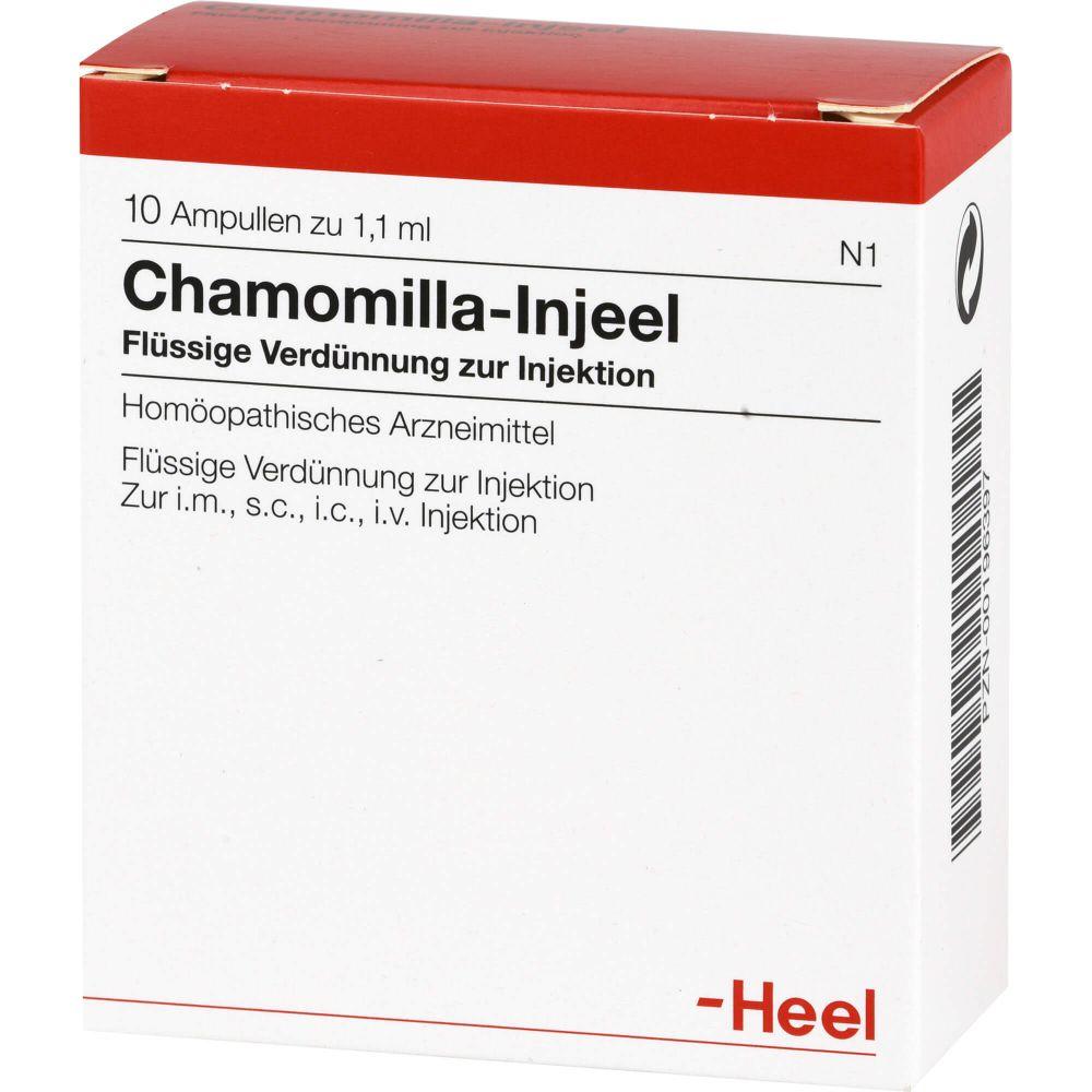 CHAMOMILLA INJEEL Ampullen