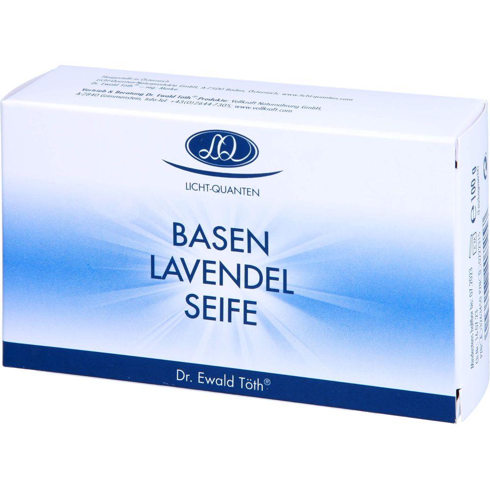 BASEN LAVENDEL SEIFE Dr.Töth