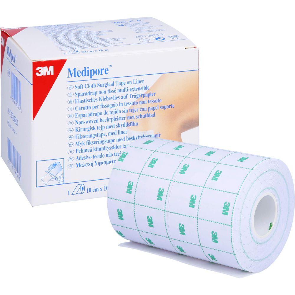 MEDIPORE Fixiervlies hypoallerg.10cmx10m 2991NP-2