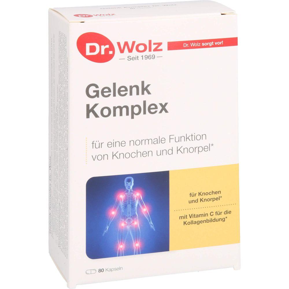 GELENK KOMPLEX Dr.Wolz Kapseln