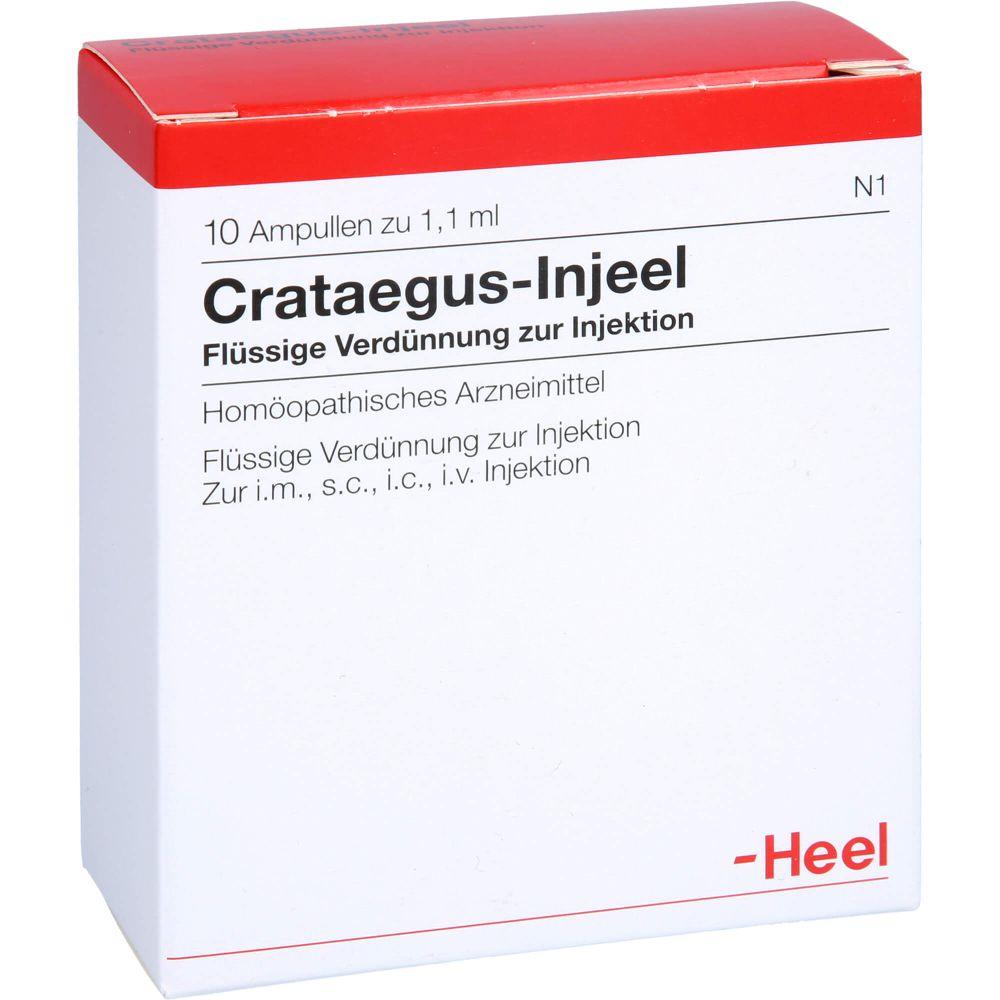 CRATAEGUS INJEEL Ampullen