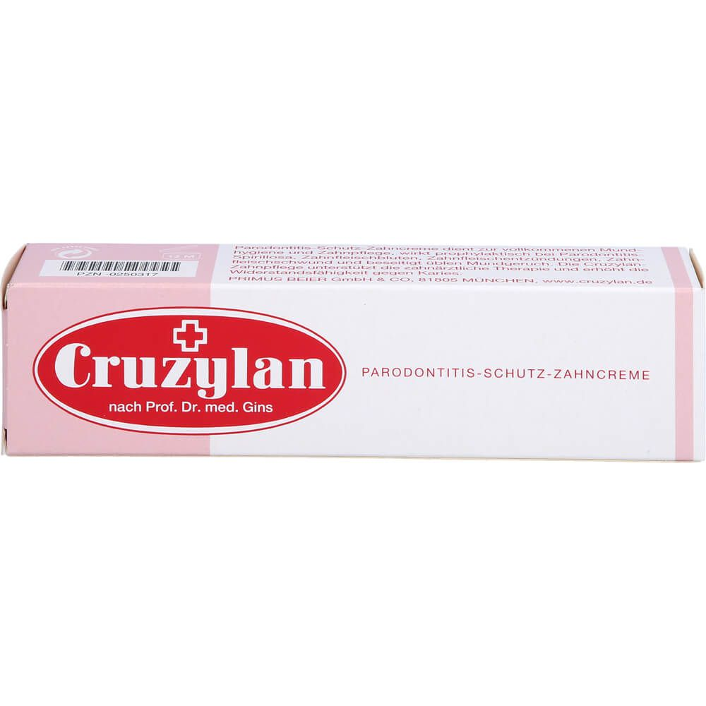 CRUZYLAN med. Zahnpasta