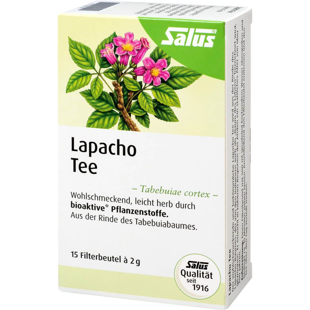 LAPACHO TEE Lapacho Rinde Tabebuia cortex Salus