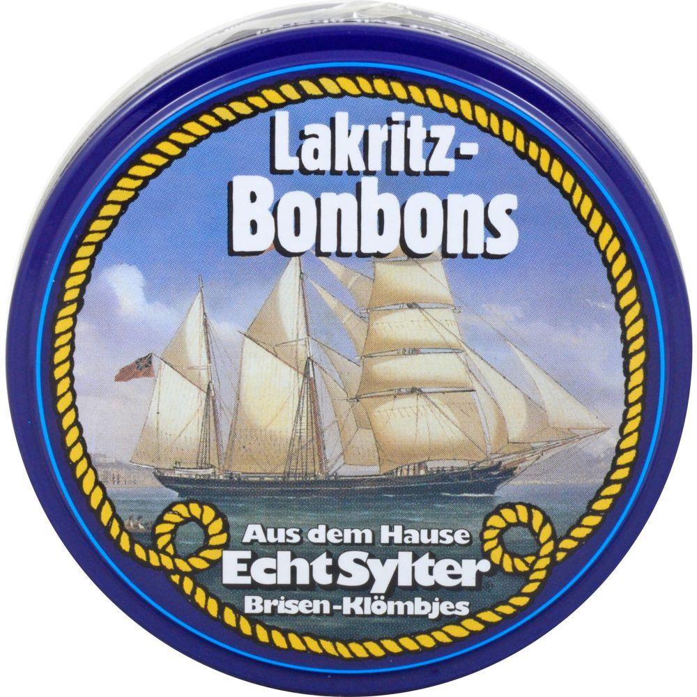 ECHT SYLTER Insel Klömbjes Lakritz Bonbons