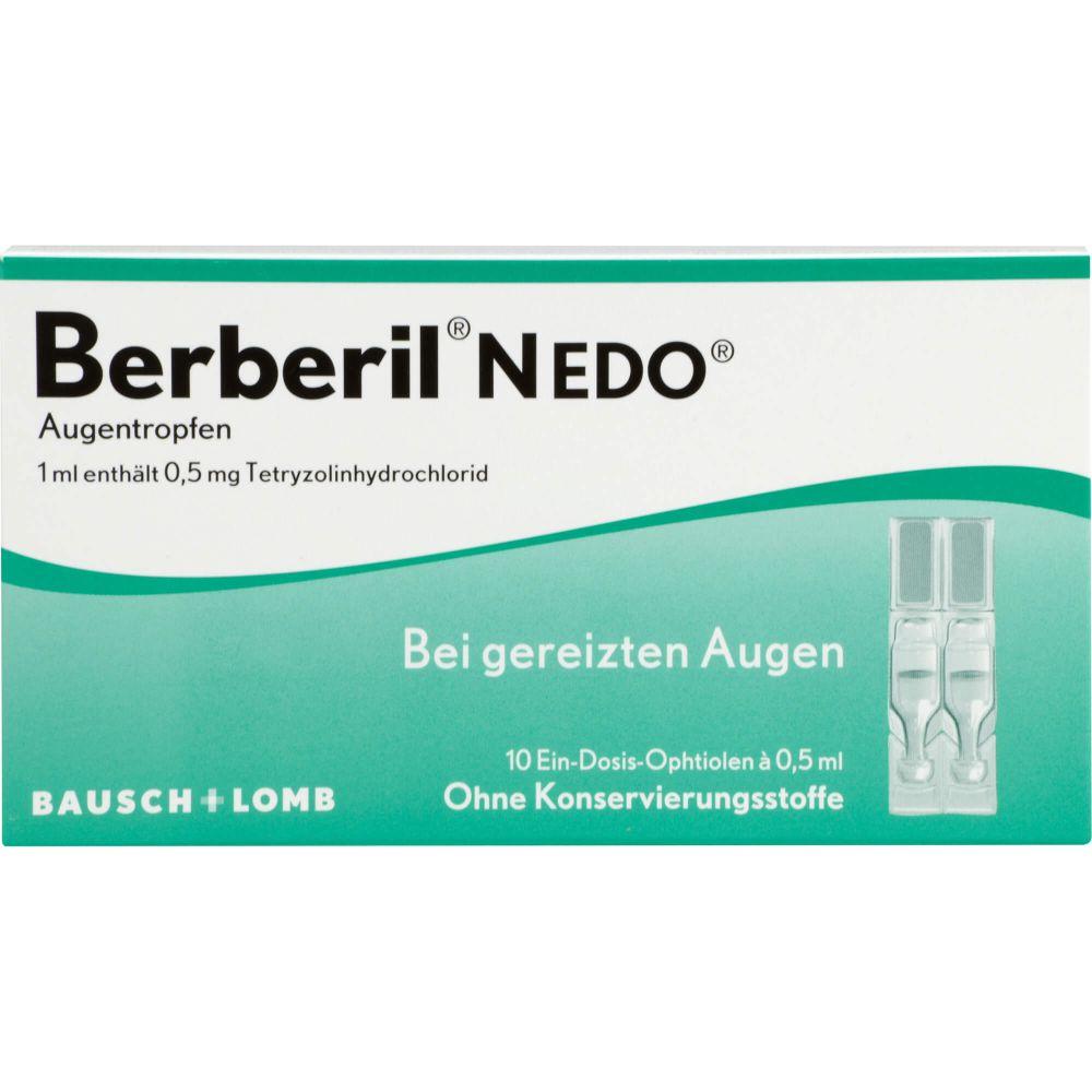 BERBERIL N EDO Augentropfen