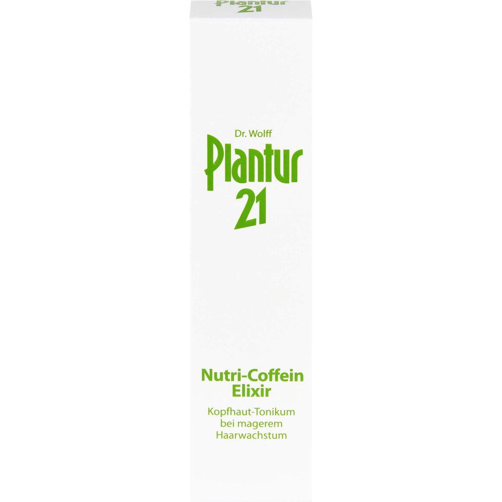 PLANTUR 21 Nutri Coffein Elixir