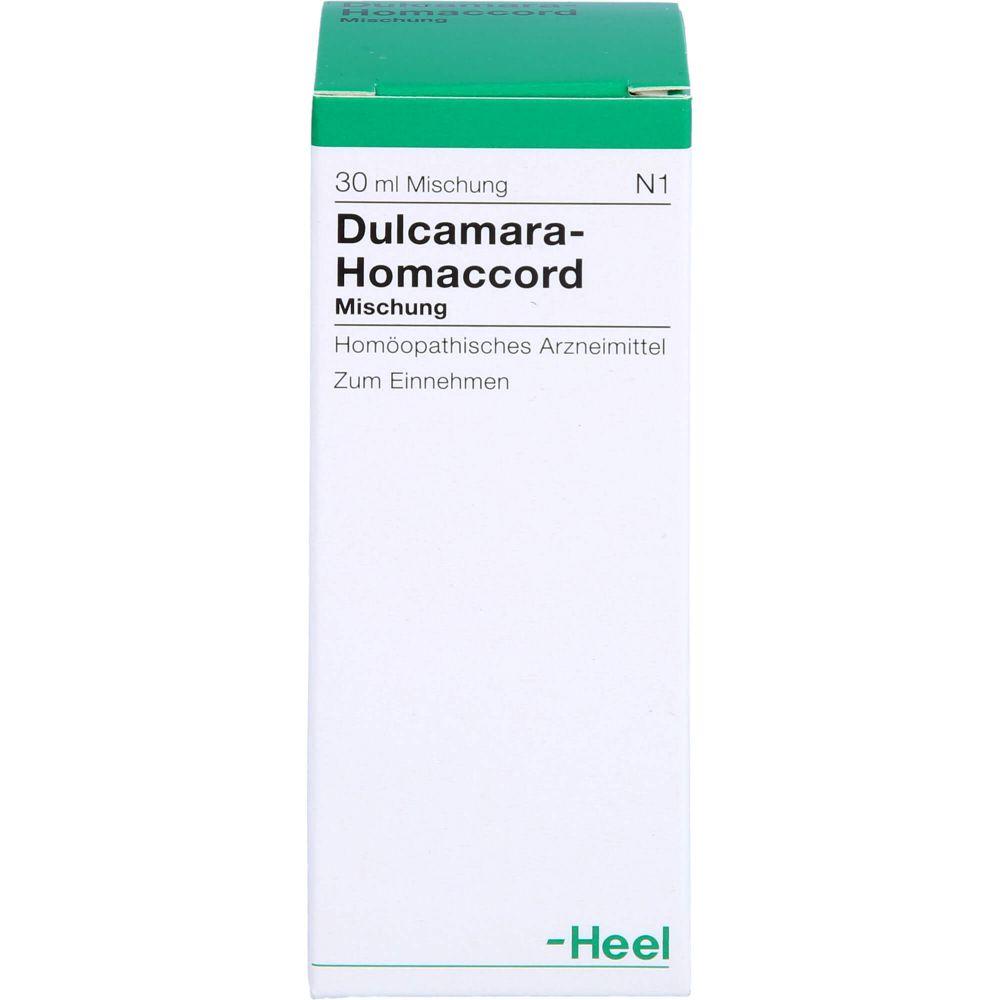 DULCAMARA HOMACCORD Tropfen