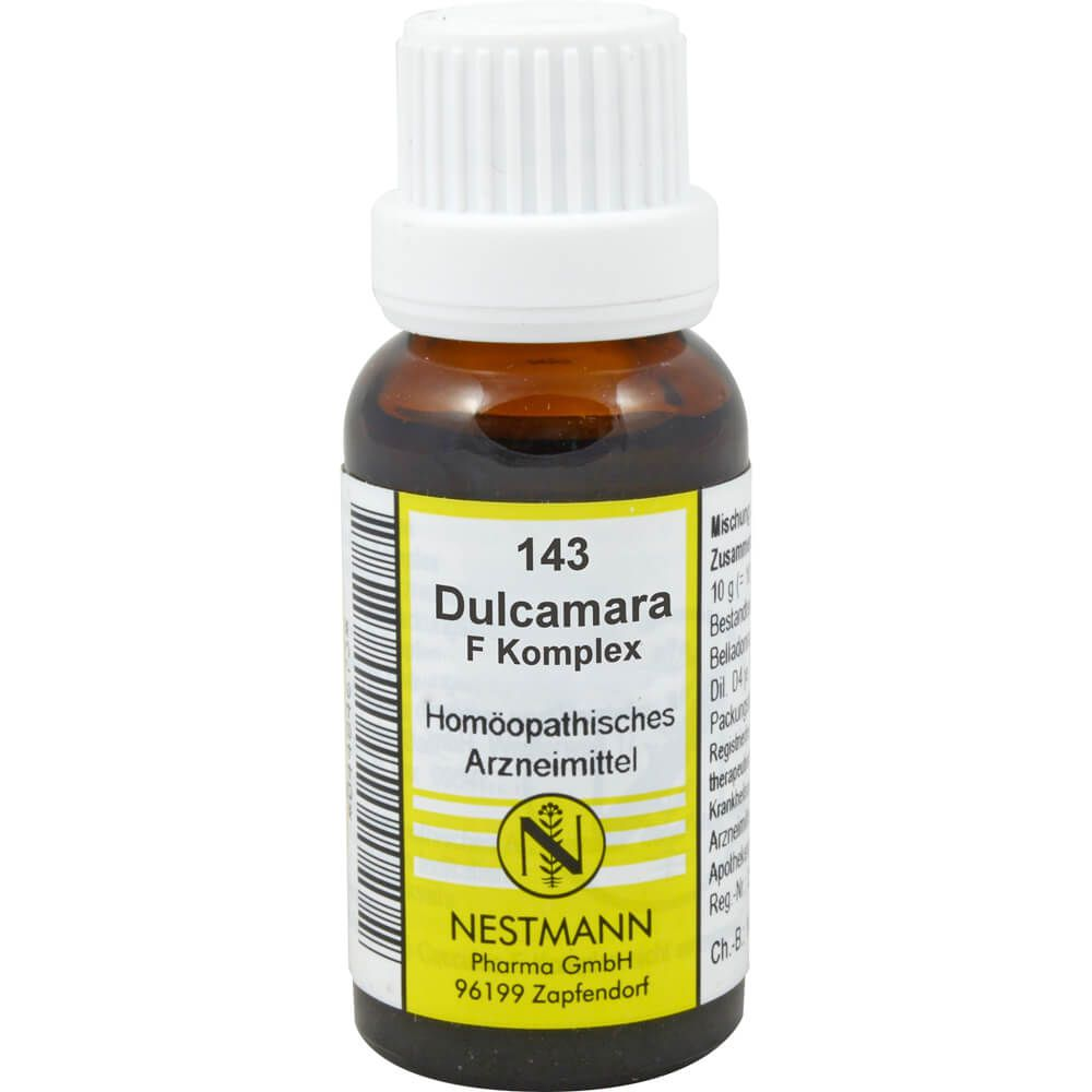 DULCAMARA KOMPLEX Nr.143 Dilution