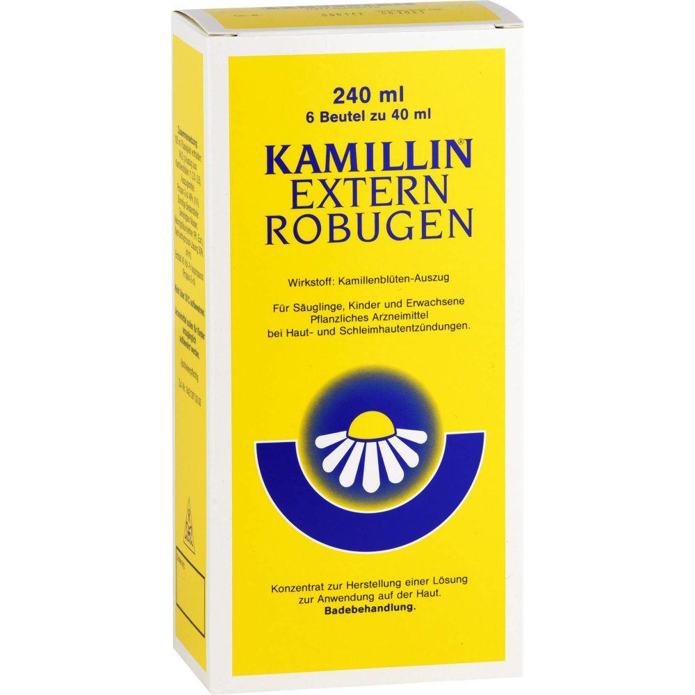 KAMILLIN Extern Robugen Lösung