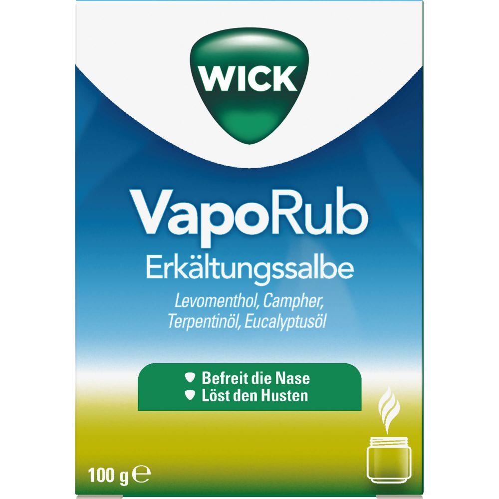 WICK VapoRub Erkältungssalbe