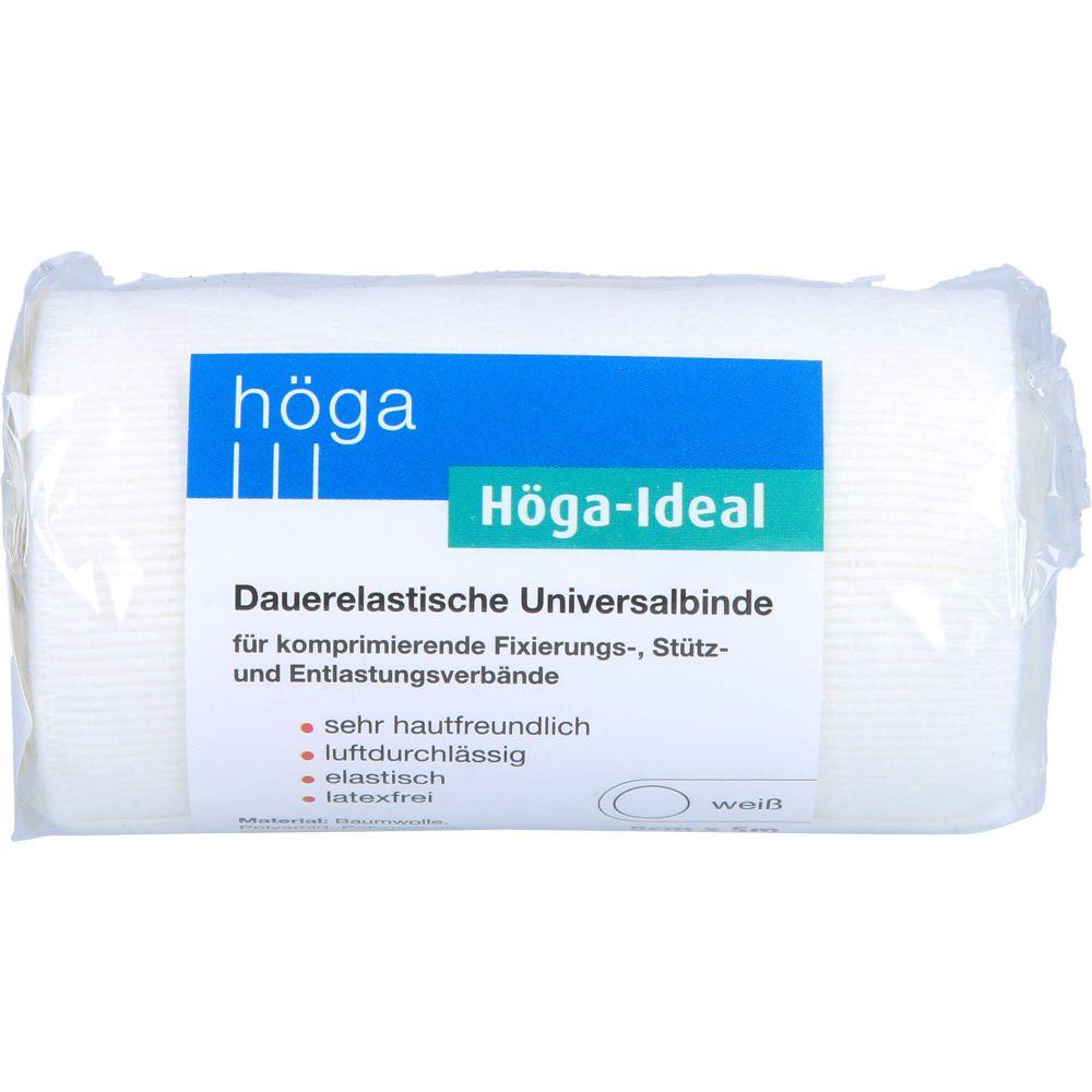 HÖGA-IDEAL Binde 8 cmx5 m weiß