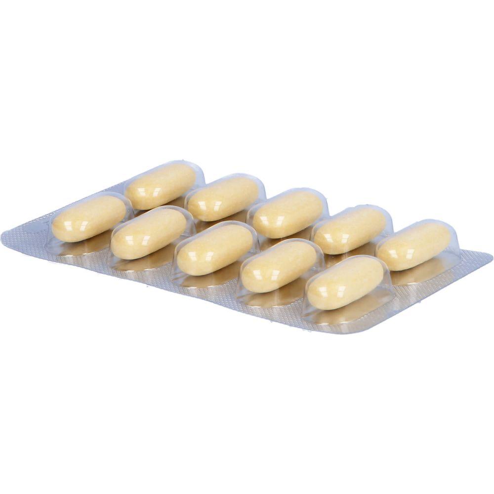 NATU HEPA 600 mg überzogene Tabletten