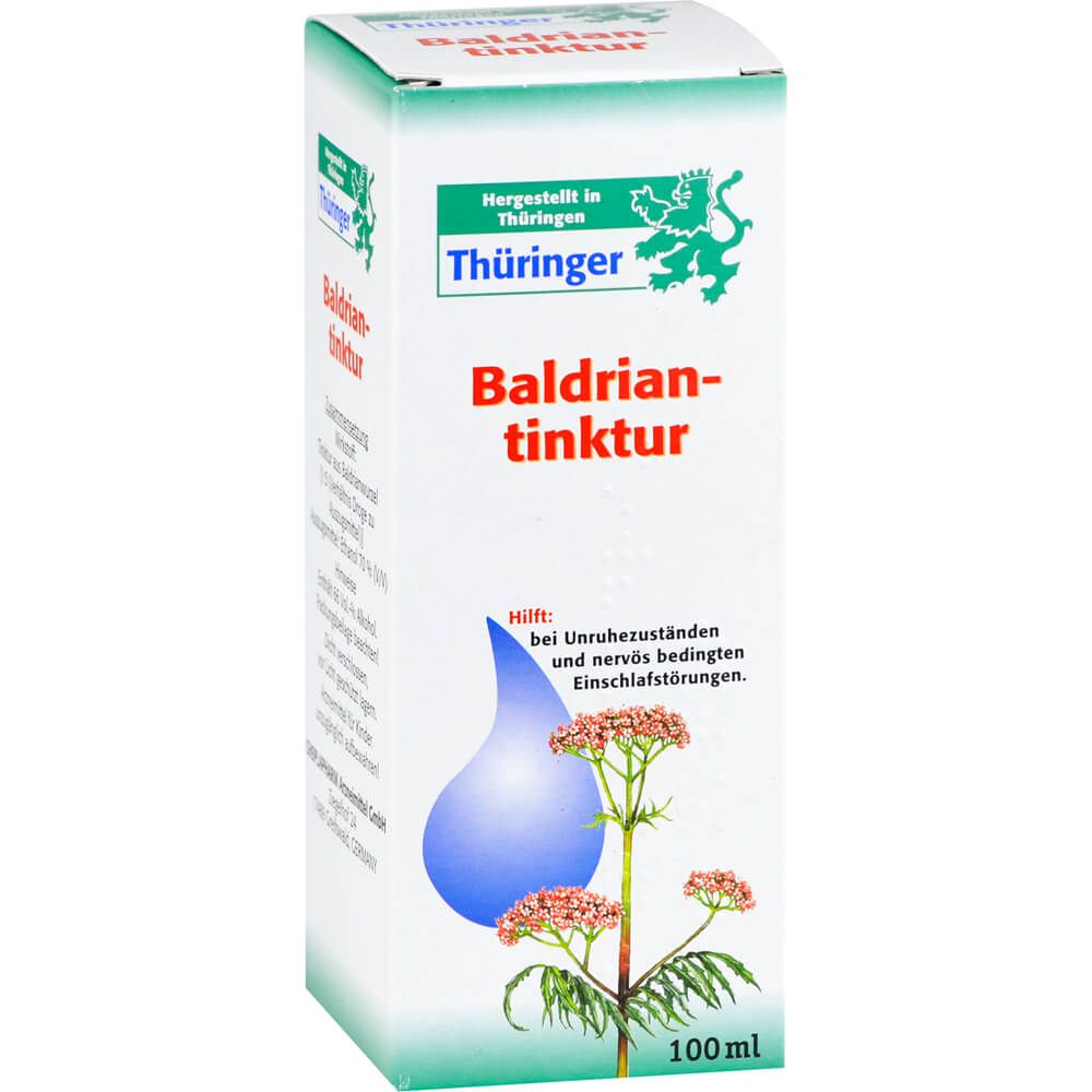 THÜRINGER Baldriantinktur