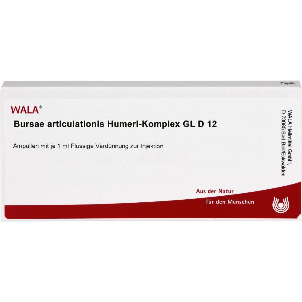 BURSAE articulationis humeri-Komplex GL D 12 Amp.