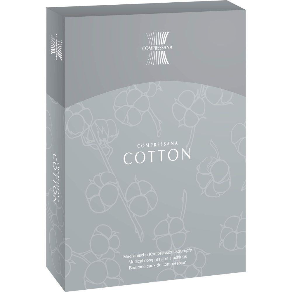 COMPRESSANA Cotton K2 AD 4 silk o.Sp.