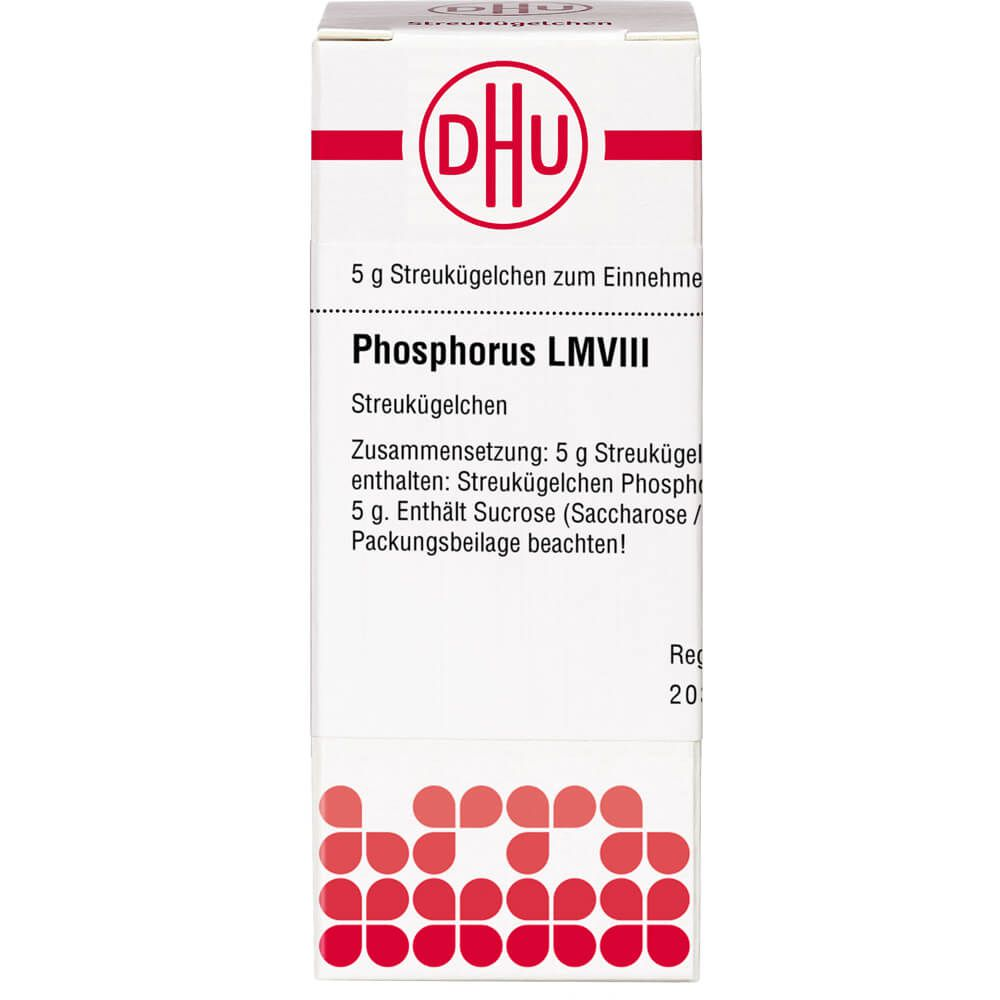 PHOSPHORUS LM VIII Globuli