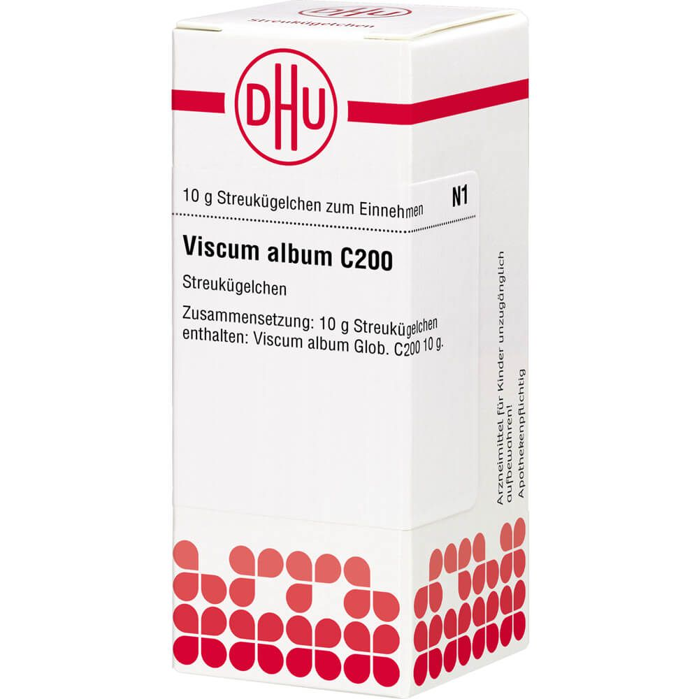 VISCUM ALBUM C 200 Globuli