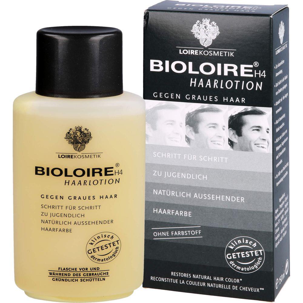 BIOLOIRE H4 Haarlotion gegen graue Haare