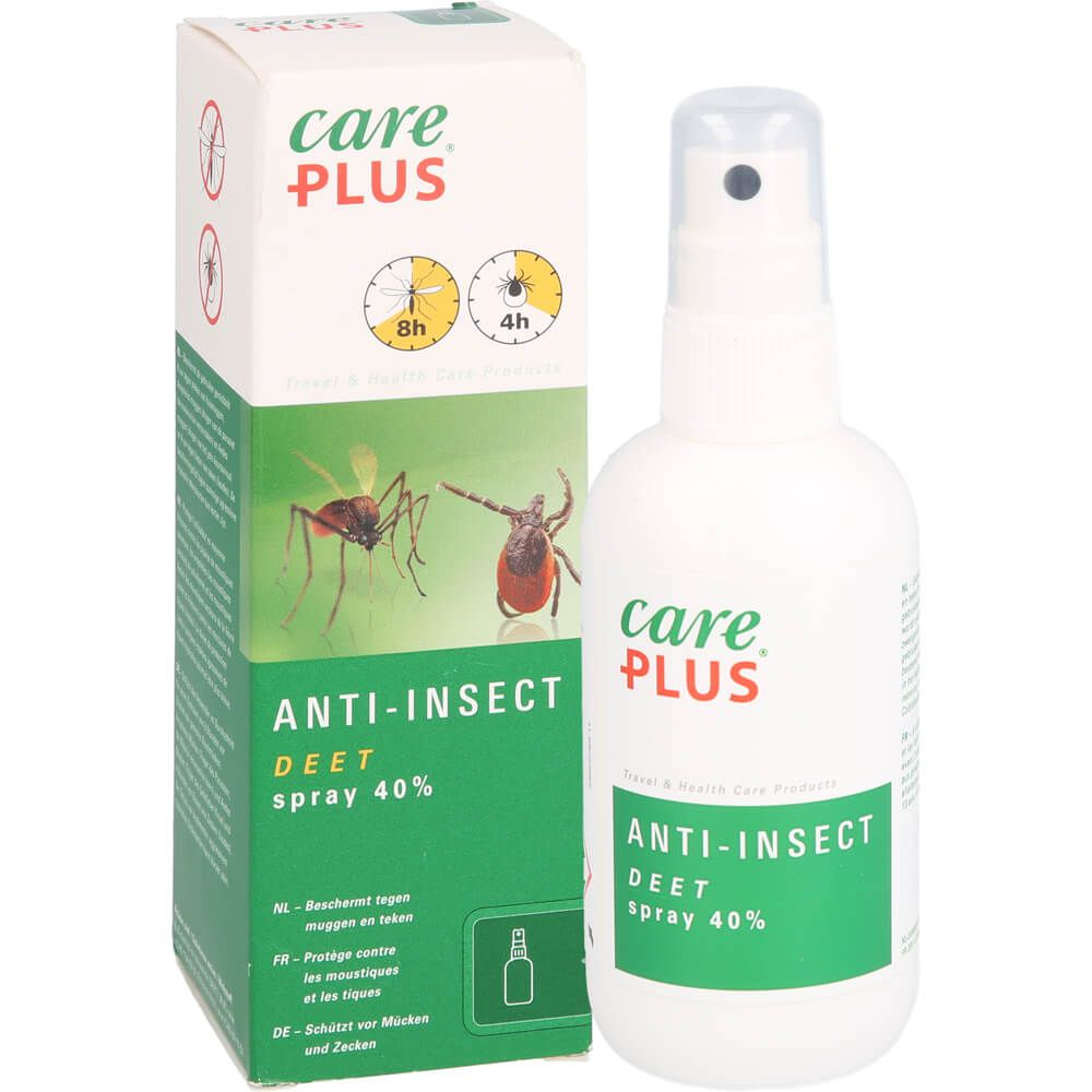 CARE PLUS Deet Anti Insect Spray 40%