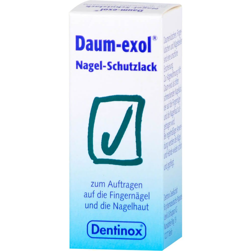 DAUM EXOL Nagel Schutzlack