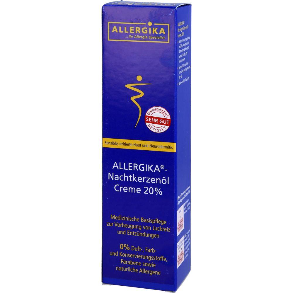 ALLERGIKA Nachtkerzenölcreme 20%