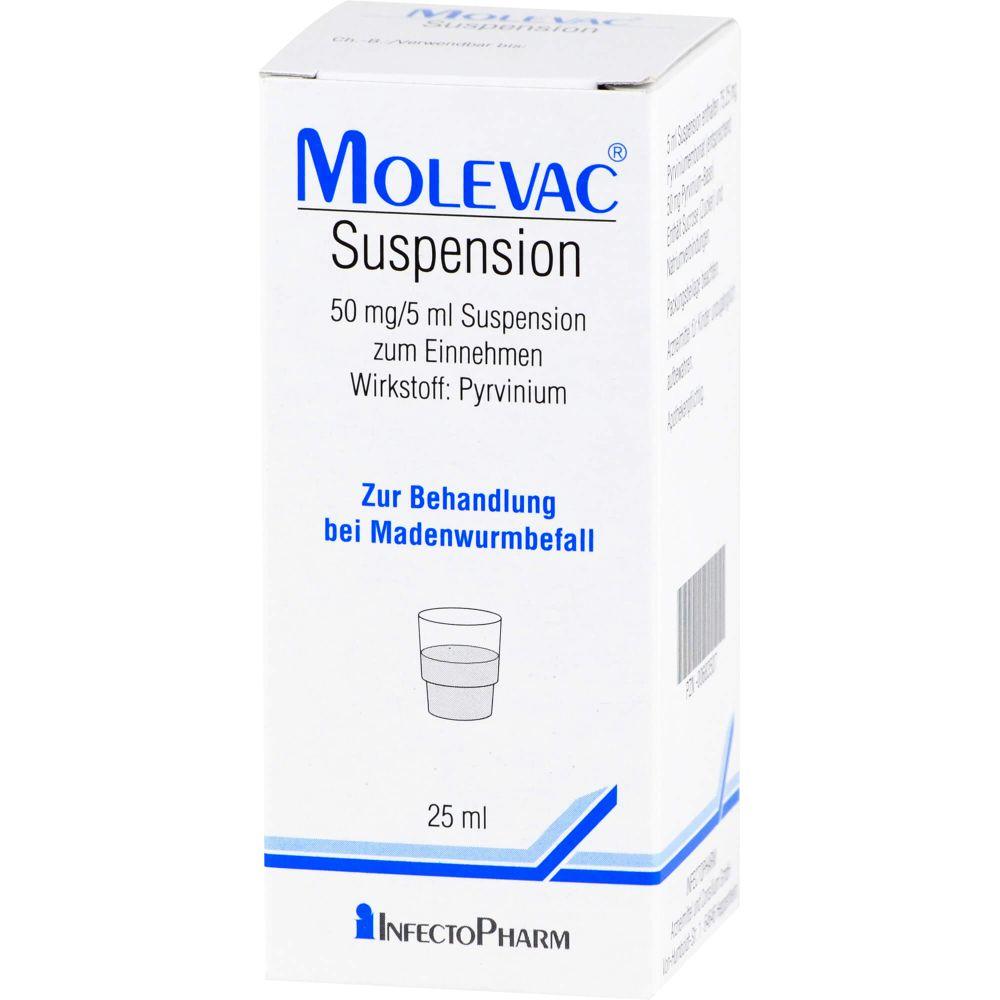 MOLEVAC Suspension zum Einnehmen