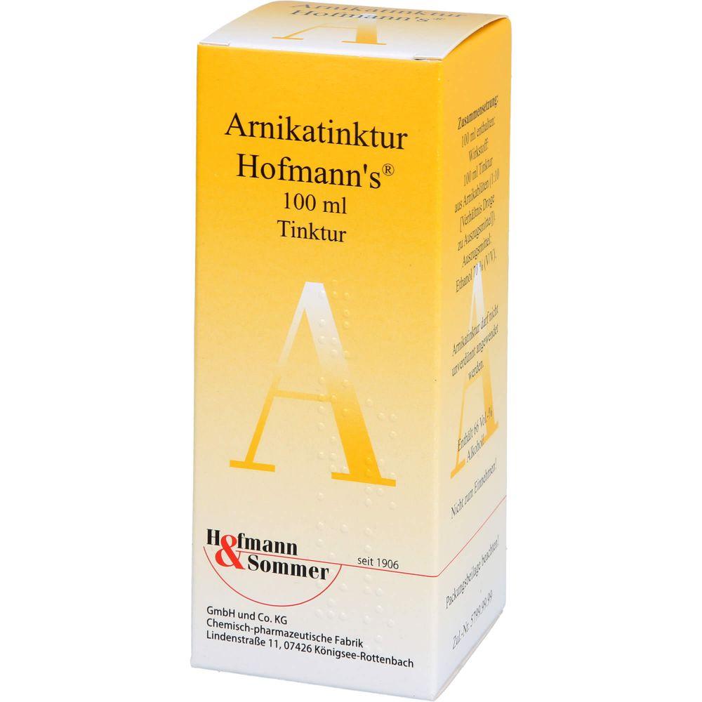 ARNIKA TINKTUR Hofmann's