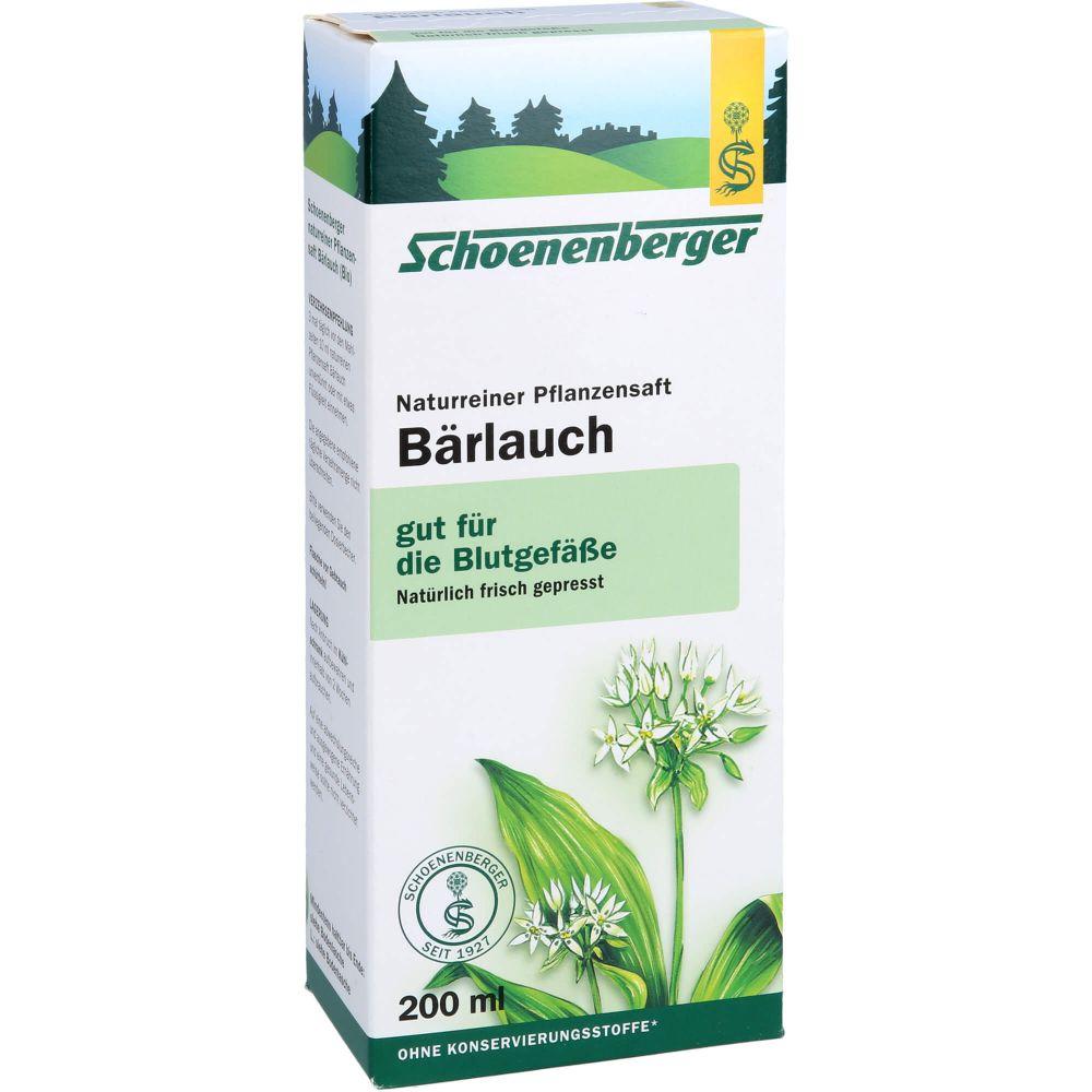BÄRLAUCH SAFT Schoenenberger Saft
