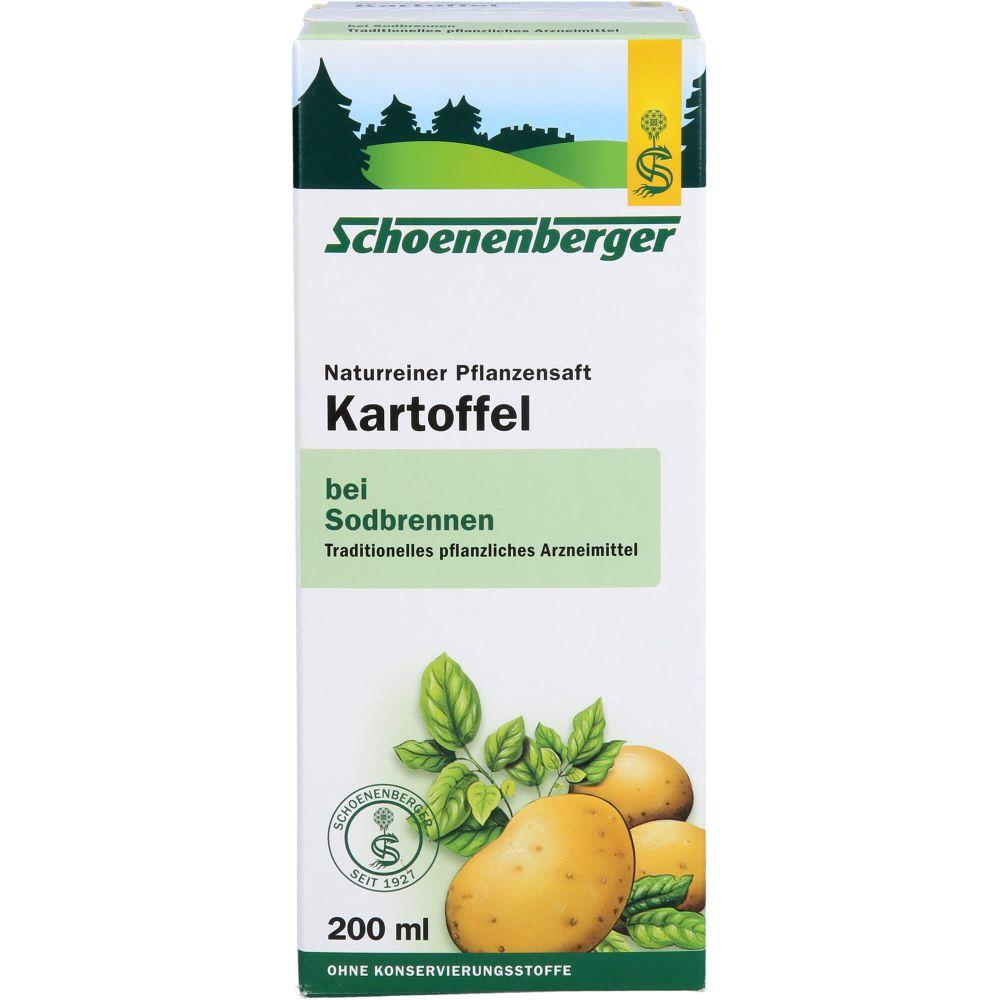 KARTOFFELSAFT Schoenenberger